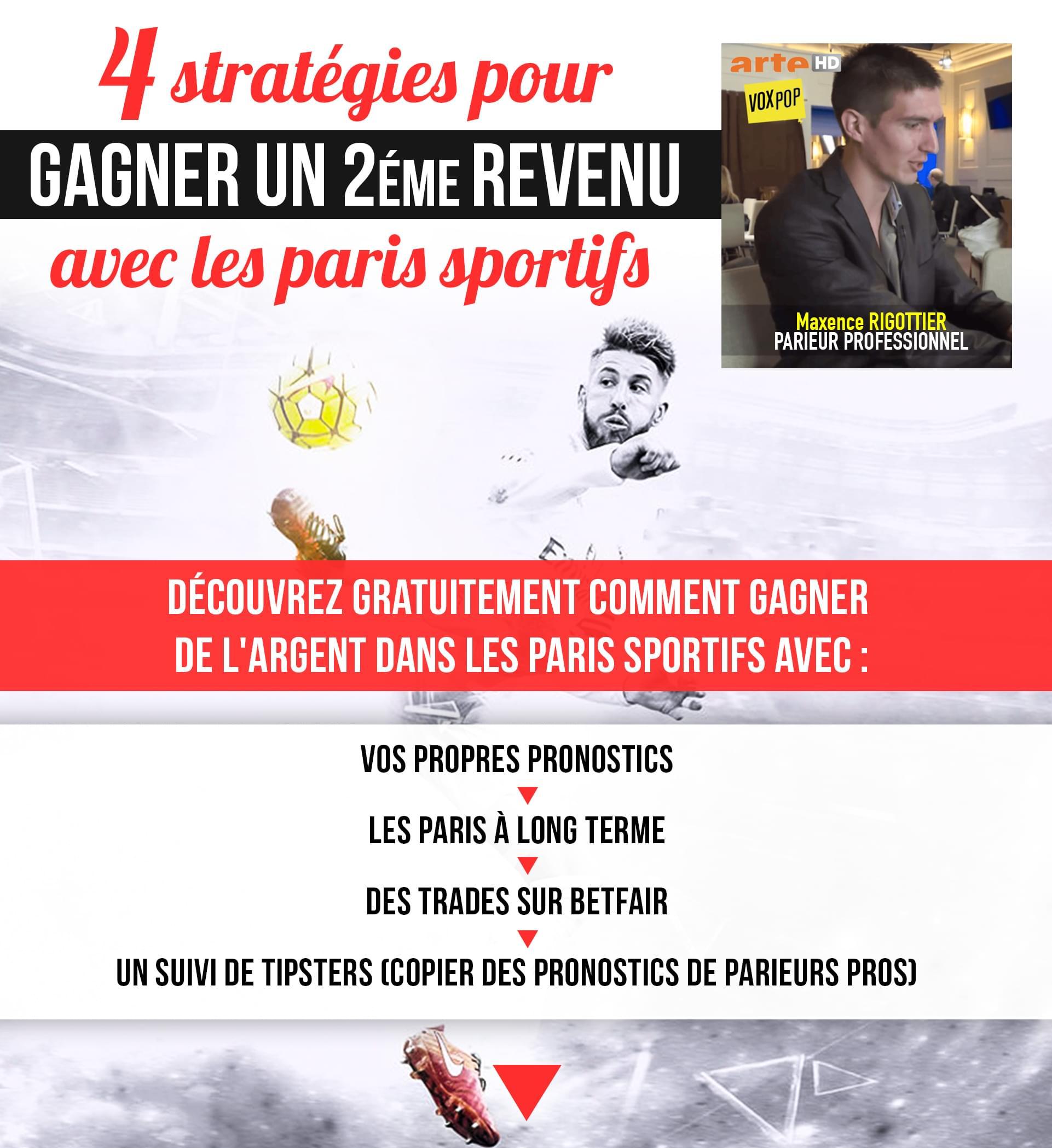 PARIS SPORTIF TECHNIQUE PROFESSIONNEL